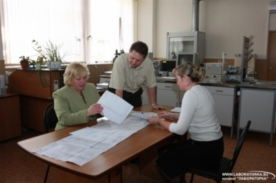 Лаборатория ОАО НИИК