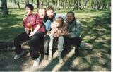 2002 год. Шашлыки на природе.....