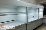 Arosa лабораторная мебель шкафы вытяжные цена купить