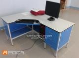 Стол компьютерный СК-3, 1500х1200х750мм
