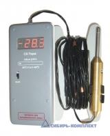 Термометры для измерения температуры нефти