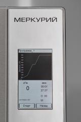 СВЧ Меркурий сенсорная панель