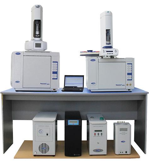 Газовый хроматограф МетаХром Кристаллюкс-4000М