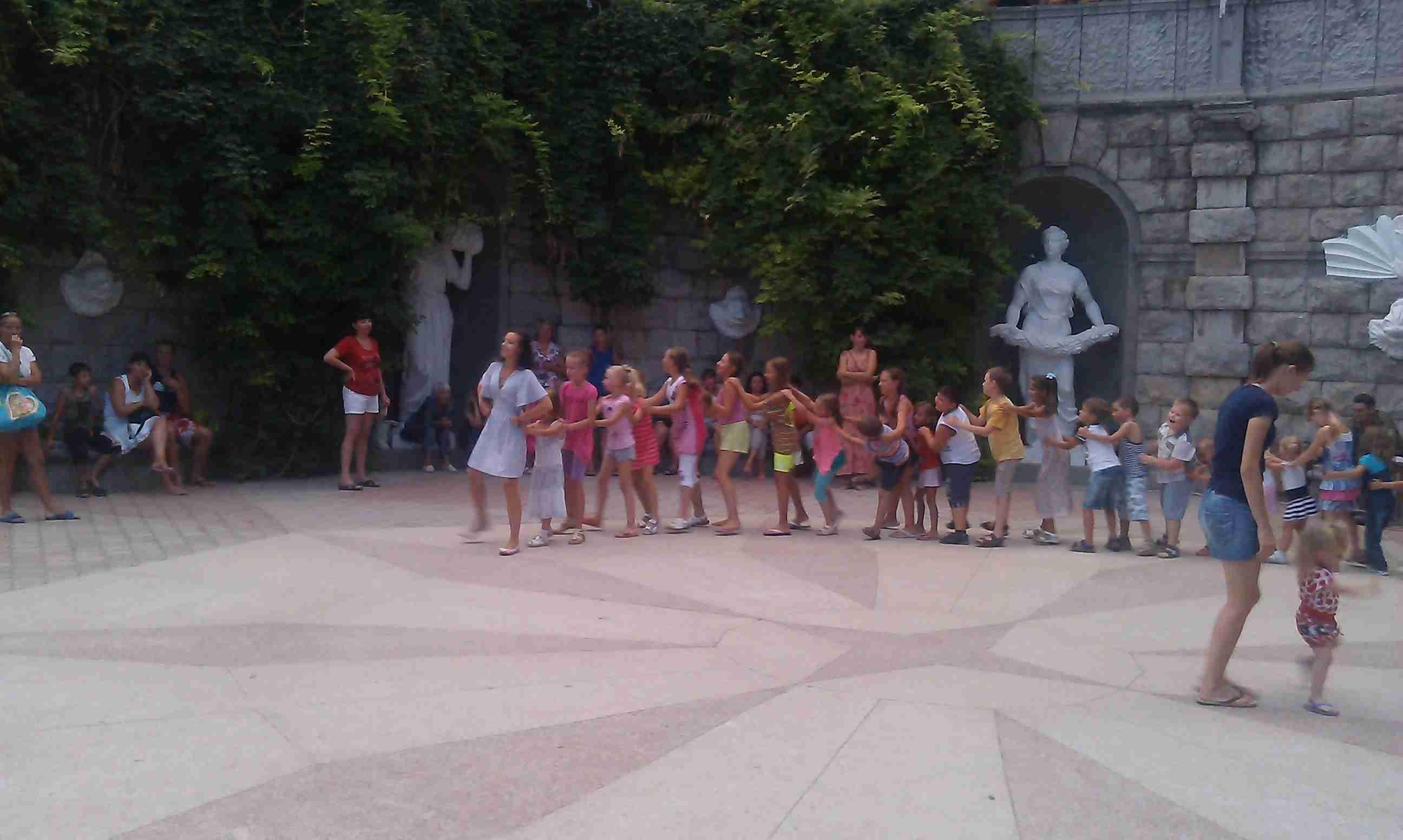 Развлечения для детей в Украине