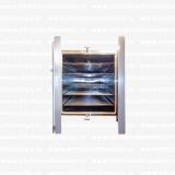 Сушильный шкаф с большим количеством полок