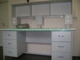 Столы пристенные физические лабораторные