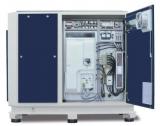 Винтовой безмасляный компрессор с частотным регулированием, серия WSF