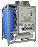 Установка получения воды для лабораторного анализа УПВА-25
